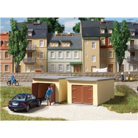 Auhagen 12341 Garage, 2 st
