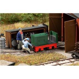 Auhagen 41705 Narrow gauge railway locomotive replica