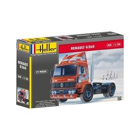 Heller 80772 Dragbil Renault G 260