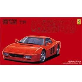 Fujimi 125909 Ferrari 512 TR