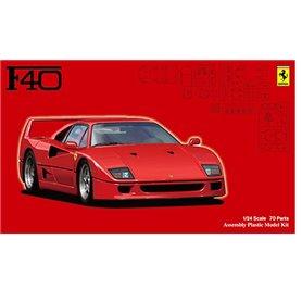 Fujimi 126258 Ferrari F40