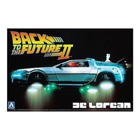 "Aoshima 054765 De Lorean ""Back to the future"" part II"