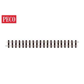 Peco ST-411 Rak skena, längd 174 mm, 4 st i förpackningen