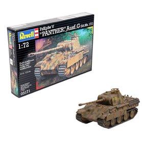 Revell 03171 Tanks PzKpfw V PANTHER Ausf.G (Sd.Kfz. 171)