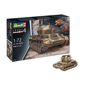 Revell 03267 Tanks Flakpanzer IV Wirbelwind (2 cm Flak 38)