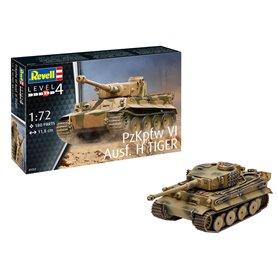 Revell 03262 Tanks PzKpfw VI Ausf. H TIGER