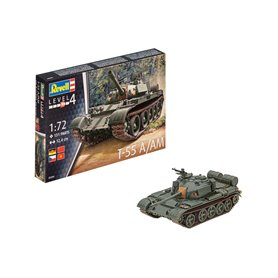 Revell 03304 Tanks T-55A