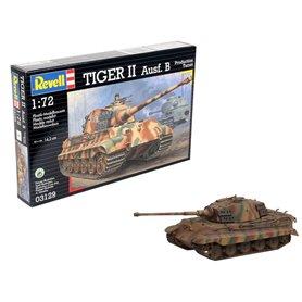 Revell 03129 Tanks Tiger II Ausf. B