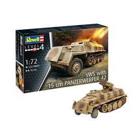 Revell 03264 15 cm Panzerwerfer 42 auf sWS