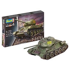 Revell 03302 Tanks T-34/85