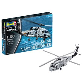 Revell 04955 Helikopter SH-60 Navy Helicopter