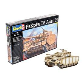 Revell 03184 Tanks PzKpfw. IV Ausf.H