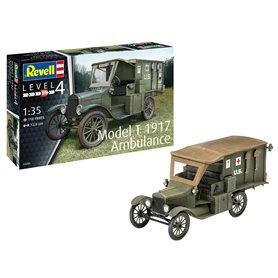 Revell 03285 Model T 1917 Ambulance