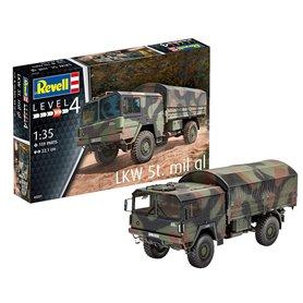 Revell 03257 Lkw 5T. Mil Gl (4x4 Truck)