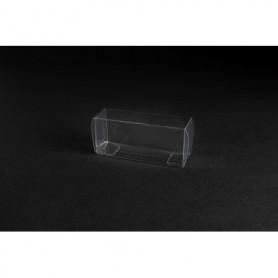 Tåg & Hobby 75 Plastbox, genomskinlig, L75xB30xH35 mm, 1 st