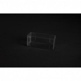 Tåg & Hobby 85 Plastbox, genomskinlig, L85xB30xH35 mm, 1 st