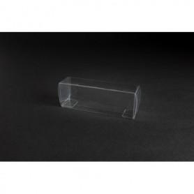 Tåg & Hobby 96 Plastbox, genomskinlig, L96xB30xH40 mm, 1 st