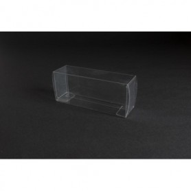 Tåg & Hobby 109 Plastbox, genomskinlig, L109xB32xH46 mm, 1 st
