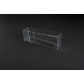 Tåg & Hobby 140 Plastbox, genomskinlig, L140xB32xH46 mm, 1 st