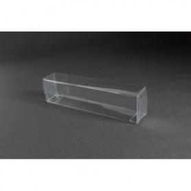 Tåg & Hobby 175 Plastbox, genomskinlig, L175xB32xH45 mm, 1 st