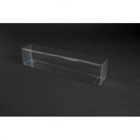 Tåg & Hobby 210 Plastbox, genomskinlig, L210xB35xH46 mm, 1 st