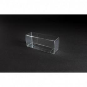 Tåg & Hobby 801 Plastbox, genomskinlig, L80xB25xH35 mm, 1 st
