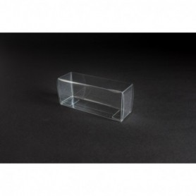Tåg & Hobby 1001 Plastbox, genomskinlig, L100xB25xH35 mm, 1 st