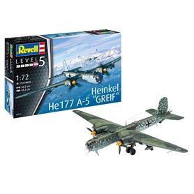 Revell 03913 Flygplan Heinkel He177 A-5 Greif