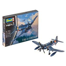 Revell 03955 Flygplan F4U-4 Corsair