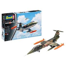 Revell 03879 Flygplan F-104 G Starfighter RNAF/BAF