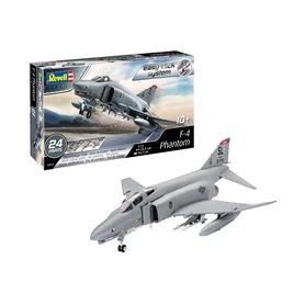 """Revell 03651 Flygplan F-4E Phantom """"Easy Click System"""""""