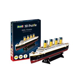 Revell 00112 3D Pussel RMS Titanic
