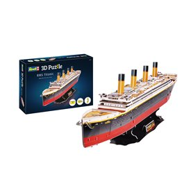 Revell 00170 3D Pussel RMS Titanic
