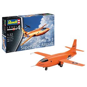 Revell 03888 Flygplan Bell X-1 (1rst Supersonic)
