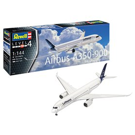 Revell 03881 Flygplan Airbus A350-900 Lufthansa New Livery