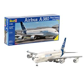 Revell 04218 Flygplan Airbus A380 New Livery
