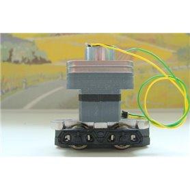 Lux Modellbau 9029 MLR-1 Insats för rengöring av mittenledare för AC