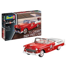 Revell 07686 '55 Chevy Indy Pace Car