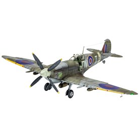 Revell 00457 Flygplan Supermarine Spitfire Mk.IXc - Technik