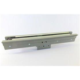 Lux Modellbau 9301 Hjulrengörare för inbyggnad, för alla H0-rälssystem AC och DC, analog