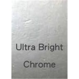 "Bare-Metal 004 Bare-Metal Foil ""Ultra Bright Chrome"""