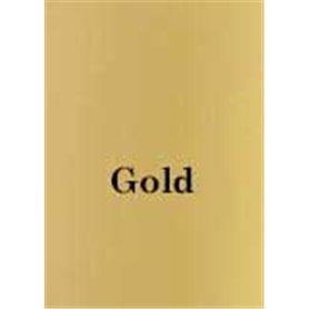 "Bare-Metal 008 Bare-Metal Foil ""Gold"""