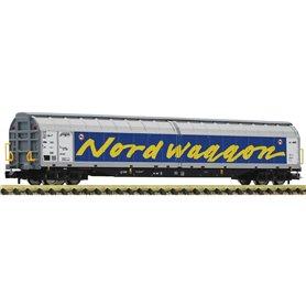 "Fleischmann 838319 Godsvagn med skjutdörrar typ SJ ""Nordwaggon"""