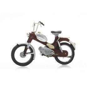 Artitec 387266 Moped Puch, röd