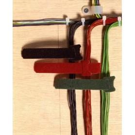 Noch 60194 Kabelbindare, 6 st i olika färger