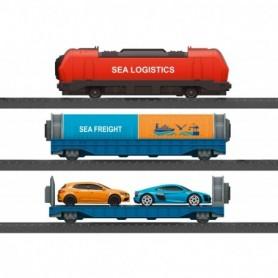 Märklin 29342 Märklin my world - 'Harbor Logistics' Starter Set