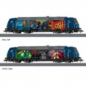 Märklin 36656 Super Heroes Diesel Locomotive
