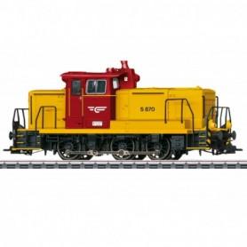 Märklin 37244 Diesellok klass Di5 870 NSB
