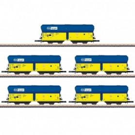 Märklin 86311 Coal Traffic Freight Car Set