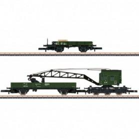 Märklin 86572 Track Laying Add-On Set